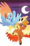 My Little Pony: Friends Forever #31 Cover