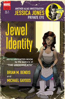 Jessica Jones #9 Variant Cover