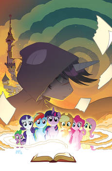 My Little Pony: Friendship is Magic #52 Cover