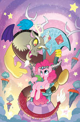 My Little Pony Friendship is Magic #57 Cover