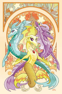 My Little Pony Legends of Magic #7 Cover