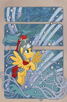 My Little Pony: Legends of Magic #9 Cover