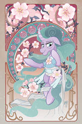 My Little Pony: Legends of Magic #11 Cover