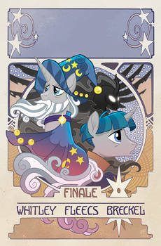 My Little Pony: Legends of Magic #12 Cover