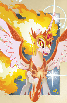 My Little Pony: Nightmare Knights #4 Cover