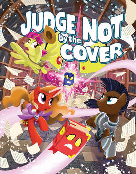MLP Tails of Equestria: Judge Not by the Cover