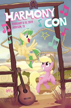 Harmony Con Program Cover