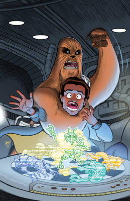 Star Wars Adventures #23 Cover