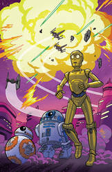 Star Wars Adventures 29 cover