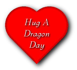 Hug A Dragon Day by DragonEyzs