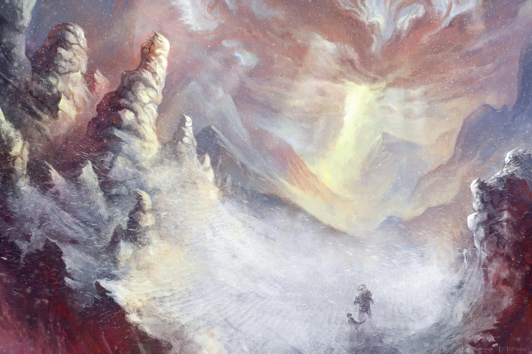 Niflheim by 7leipnir