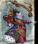 empress alice tarot watercolor