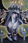 Sankta Lucia or st lucy