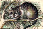 cheshire cat tarot