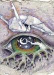 eyeroot contortion sketch