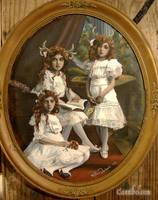three fawns by cannibol
