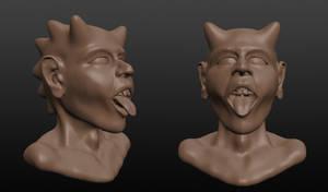 Sculptris creation