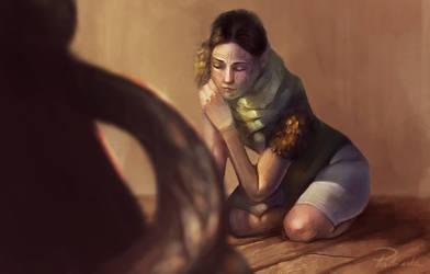 Eluvian by Patrisska