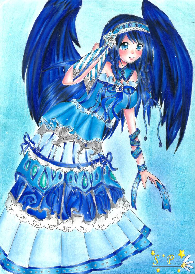Crystal by nekovi-chan