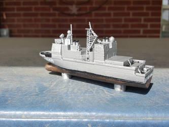 3D Print: USS Leyte Gulf (CG55)