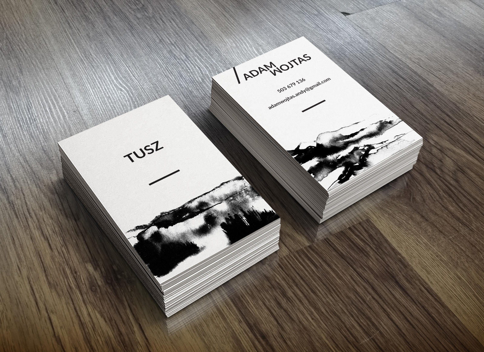 Business cards ink by adamandy on deviantart for Ink business cards