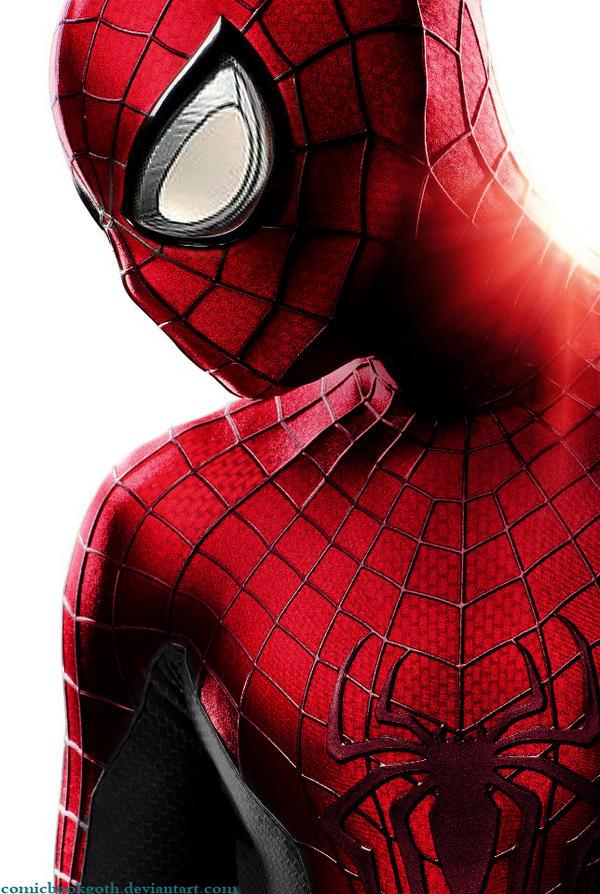 Superior Spider-Man test by ComicBookGoth