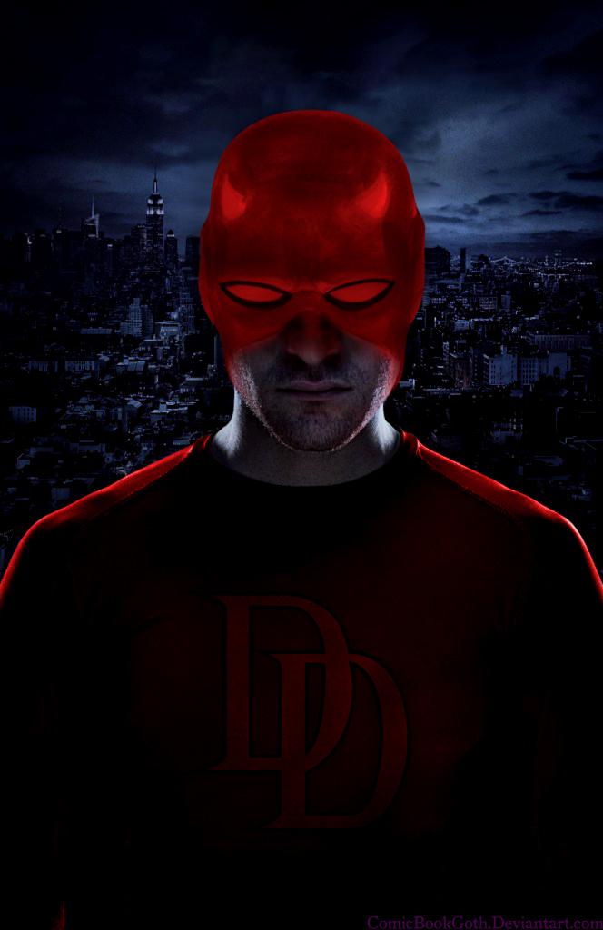 a Quick Daredevil Costume shop by ComicBookGoth