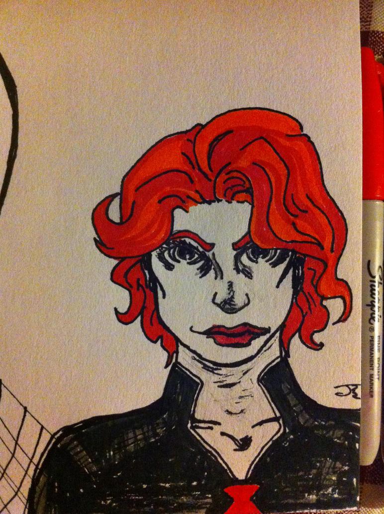 Natalia romanova by ComicBookGoth