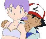 Ash and Anabel