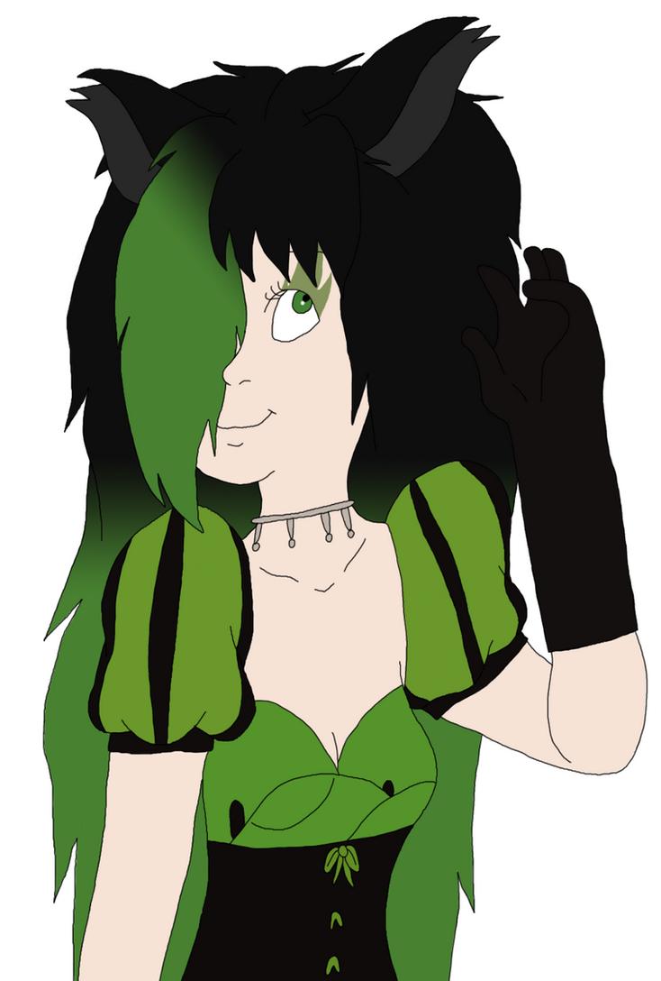 Epic OC: Venus Woods (Protagonist) by BrainyxBat
