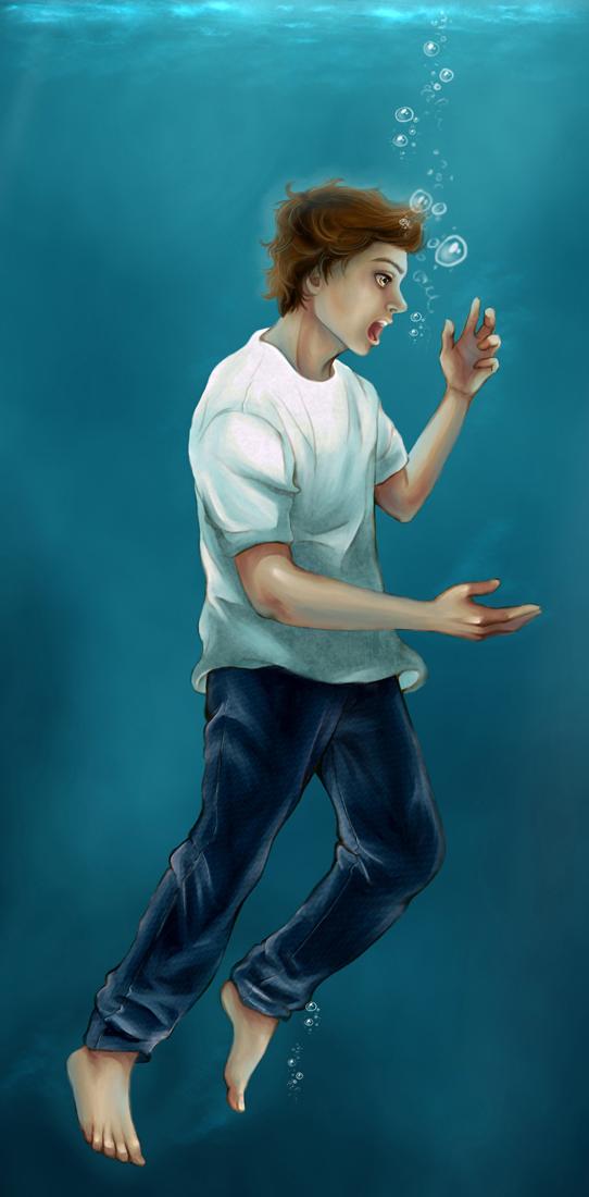 Bubble Guy by yasmine-chan
