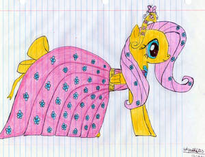 A New Dress for Fluttershy