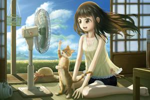 Summer Memory by Higeneko9