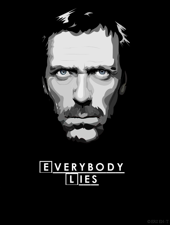 Group Of Everybody Lies Wallpaper