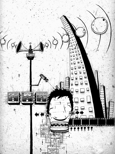 Modern Life- Fear by Si2