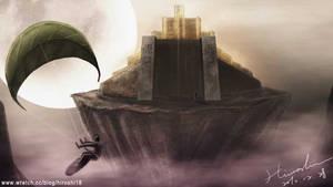 Lunar Ancient Castle
