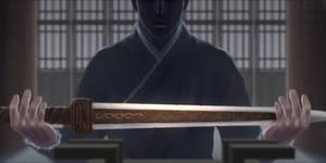 Resting Sword