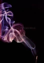 Colorful smoke by LaZiaIla