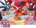 .:The Ouran Host Club:.