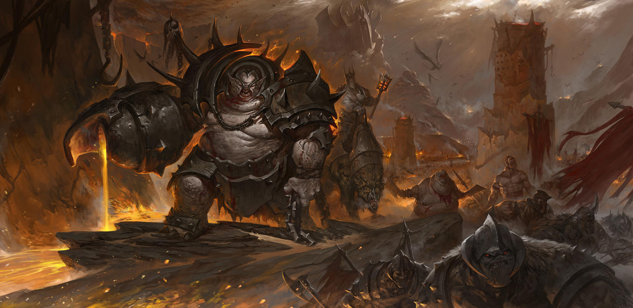 1510_Orc Invasion by alswns3421