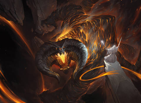 1603_Gandalf vs Balrog