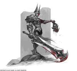 1504_warrior_1 by alswns3421