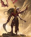 1609 Diablo2 fanart Greater Mummy