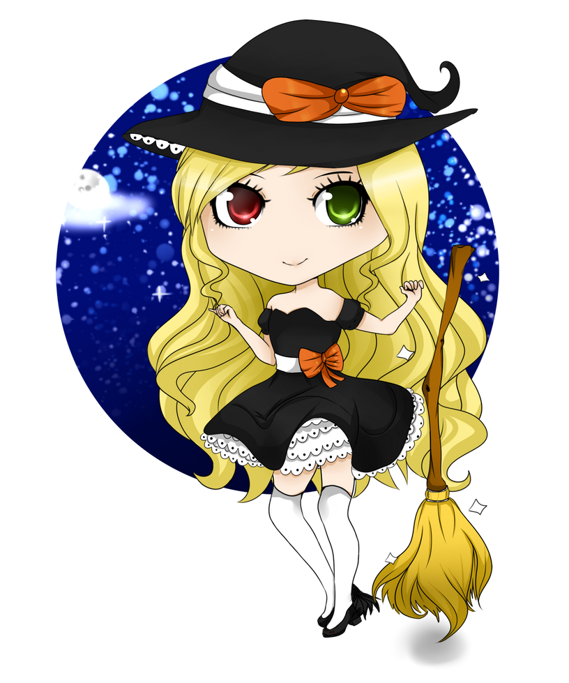 Happy Halloween! by Shyoia