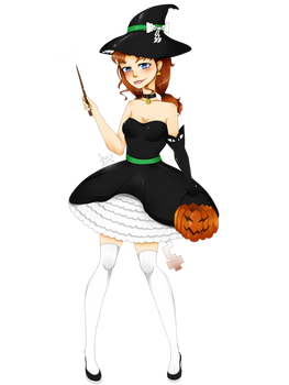 Pixel Witch