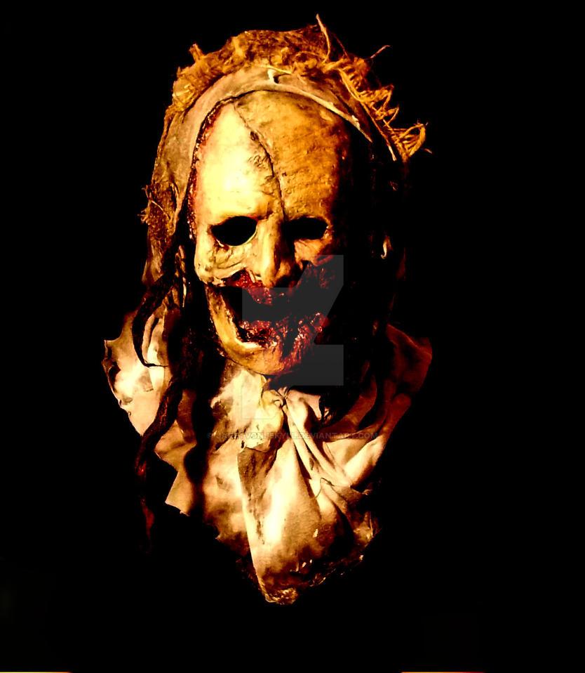 The Raven Banshee Mask #2 by JaretvonJekyll