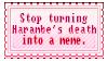 stop it ok by ObliviousPyromaniac