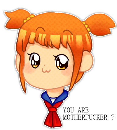 i'm popuko an average 14 year old