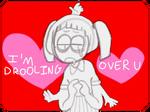 Monoko Valentine by ObliviousPyromaniac