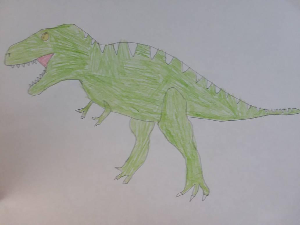 Tyrannozord Rex